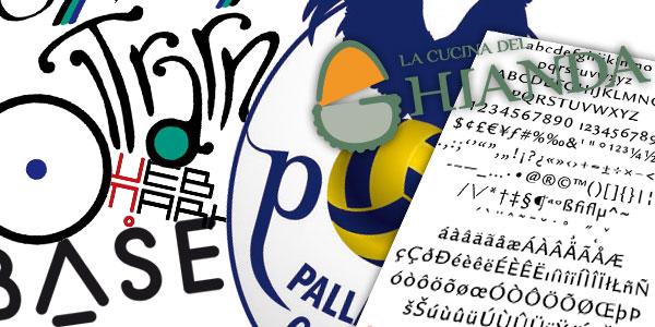 Testata logo